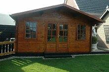 28 mm Gartenhaus Skyler ca. 500x320 cm