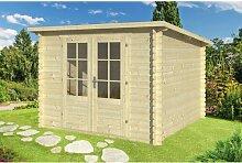 290 cm x 290 cm Gartenhaus Arbon Garten Living