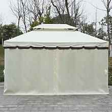 290 cm x 390 cm Pop-Up Pavillon Myrtie aus