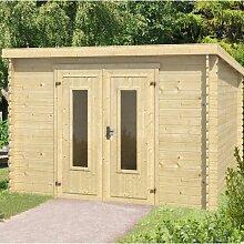 292 cm x 292 cm Gartenhaus Betts Garten Living