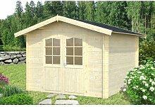 296 cm x 296 cm Gartenhaus Boydton Garten Living