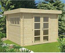 298 cm x 298 cm Gartenhaus Clifton Garten Living