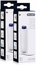 2er Pack DeLonghi Wasserfilter für Kaffemaschinen
