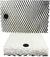 2er Pack Ersatz Bionaire bcm646Luftbefeuchter Filter–Kompatibel Bionaire bwf100, hwf100Luftbefeuchter Filter