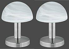 2er - Set 599000107 Tischleuchte Tischlampe