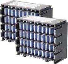 2er-Set Ersatzfilter für Tisch-Luftkühler und