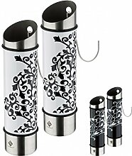 2er Set Luftbefeuchter Ornament -