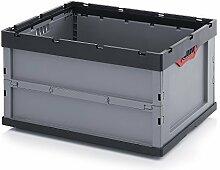 2er Set Profi-Faltbox ohne Deckel Auer 188 Liter |