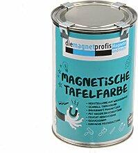 2in1 Magnetische Tafelfarbe, matt, magnetisch,