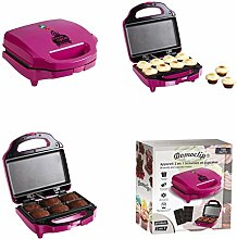 2in1 Muffin-Maker und Brownie-Maker (Cupcake