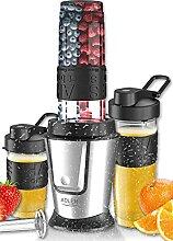 2in1 Smoothe Maker Set | BPA-Frei | 570 ml und 400