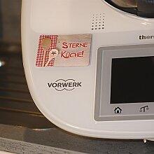 2in1 Thermomix Deko-Sticker/Aufkleber &