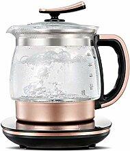 2L Glas-Wasserkocher, Akku-Teekanne,