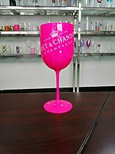 2Pcs Wine Party Champagner Coupes Glas Cocktail