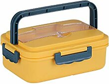 2ST Bento Box, 3-Fach Leakproof Lunch Box