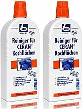2x Dr. Becher Reiniger für Ceran Kochflächen /