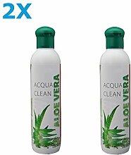 2x Duftstoff Aloe Vera für Wasserstaubsauger Staubsauger mit Wasserfilter Duftöl