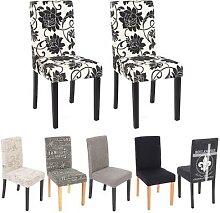 2x Esszimmerstuhl Stuhl Küchenstuhl Littau ~