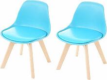 2x Kinderstuhl 748, Kinderhocker Stuhl