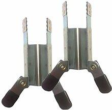2x Klemmsicherung Rollladen Einbruchschutz Rolladen Einbruchsicherung ► 1 Paar bestehend aus 2 Klemmsicherungen