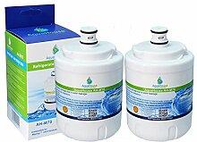2x Kompatibel Kühlschrank Wasserfilter für Maytag UKF-7003 PuriClean UKF7003AXX, Beko AP930, AP930S, AP930X - Water Filter Man Ltd