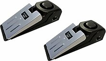 2x Türstopper mit Alarm / Türalarm mit 120 dB