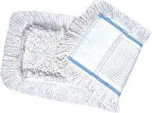 2x Wischmop aus 100% Baumwolle Wischmopp 80 cm