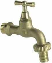 3/4 Zoll Messing Schlauch Union Wasserhahn mit