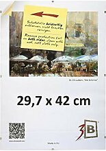 3-B Bilderrahmen: Set 3 STK. - Rahmenlose