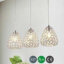 ▶ 3 * E27 Lampe Hängelampe Esstischlampe