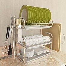 3 Ebenen Dish Drying