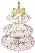 3 Etagere Tortenständer Kuchenständer Cupcake