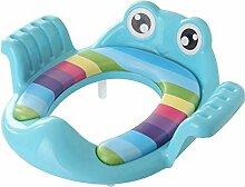 3 Farben Baby Kind Töpfchen Toilette Trainer Sitz