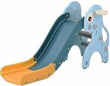 3-in-1 Kinderrutsche Kunststoff multifunktionale