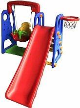 3 in 1 Schaukel Spielplatz für Kinder, Kinder