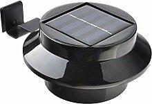3 LEDs Solarleuchte, Solarleuchten Garten,Solar