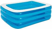 3-Ring-Pool, aufblasbarer Zaun für Kinderheim,