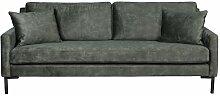 3-Sitzer-Sofa Houda in Waldfarbe
