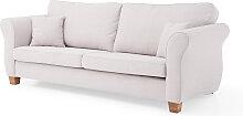 3-Sitzer Sofa Siena, beige
