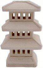 3 stöck. Japanhaus