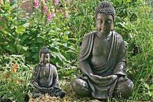3 Stück Buddha-Figur, Buddha-Skulptur aus