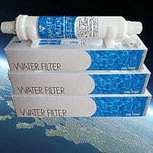 3 Stück Daewoo Ersatz Wasserfilter DD-7098 für FRN, FRS Serien