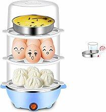 3-stufig Eierkocher Klein Haushalt Kunststoff Ei