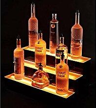 3 Tier LED Flasche Ausstellungsstand,Bunt