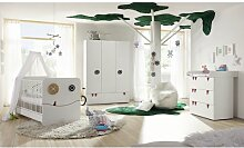 3-tlg. Babyzimmer-Set Minimo Hülsta Now! Farbe: