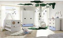 3-tlg. Babyzimmer-Set Minimo Hülsta Now!