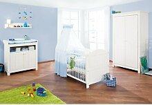 3-tlg. Babyzimmer-Set Nina Pinolino Größe
