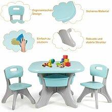 3-tlg. Kindersitzgruppe Borodale