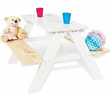 3-tlg. Kindersitzgruppe Nicki