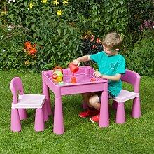 3-tlg. Kindersitzgruppe